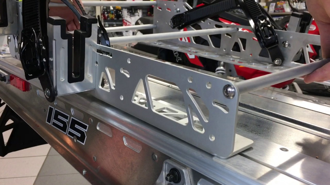 mo pros gr rack polaris installation no drilling required