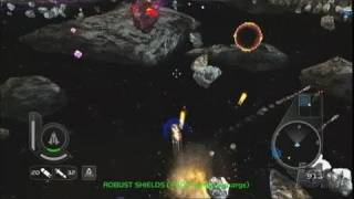 Wing Commander Arena Xbox Live Gameplay - Bring It