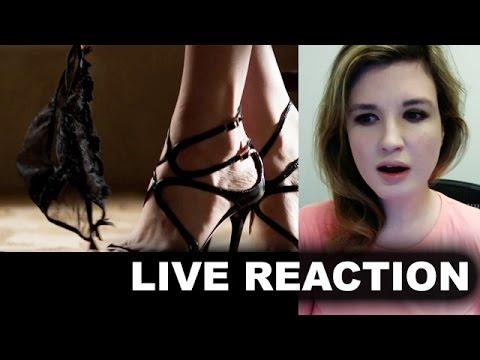 Fifty Shades Darker Trailer 2 Reaction