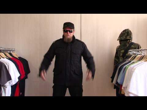 Видеообзор куртки M65 Alpha industries (Альфа Индустриз)
