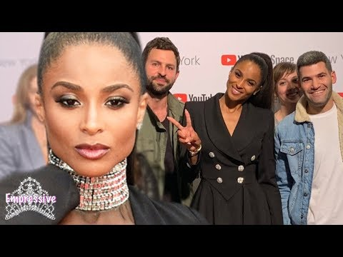 Ciara gets criticized for having no diversity on her team  Beauty Marks  review