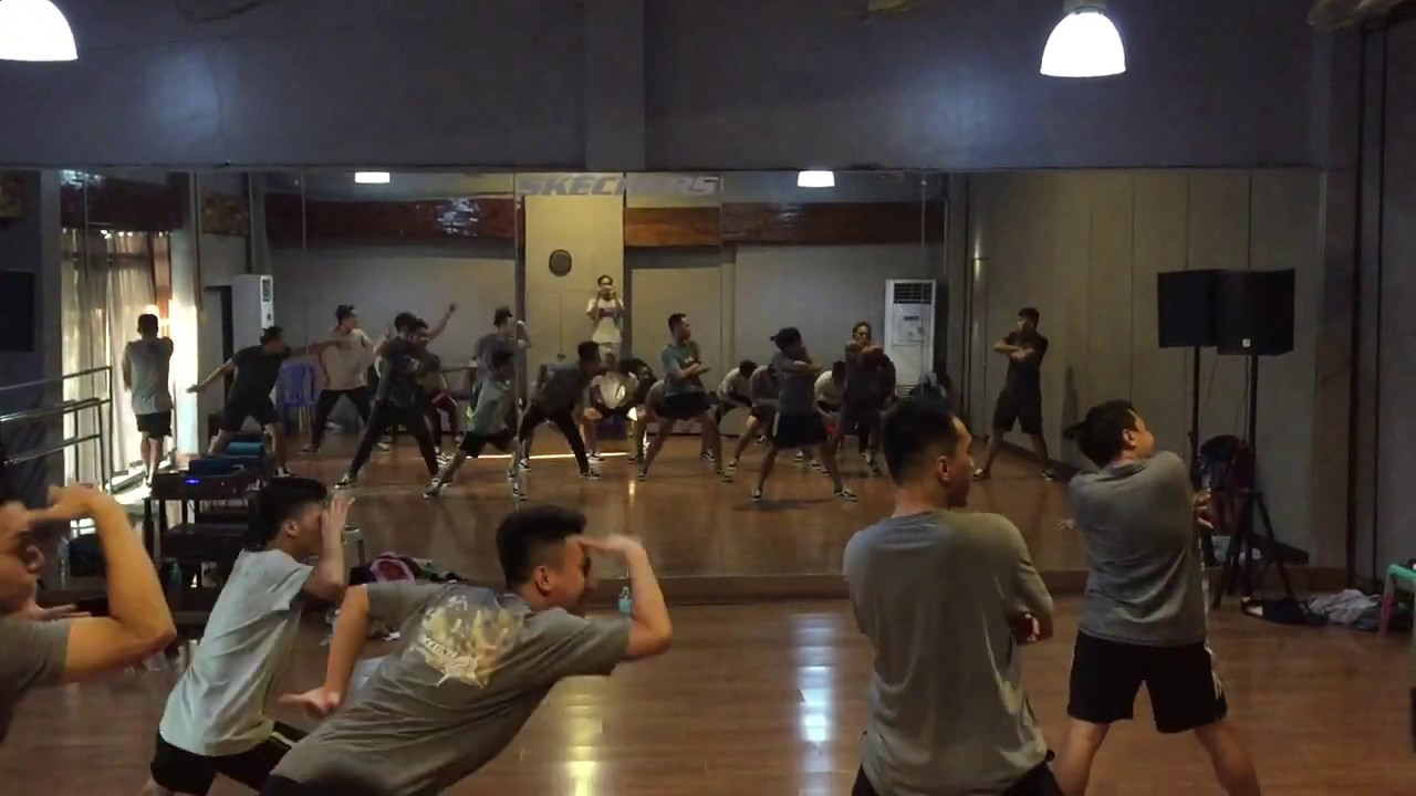 Rejects Final Run Groove Central Dance Studio Youtube