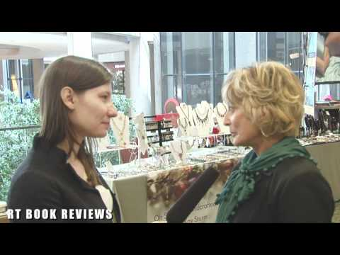 Author Catherine Coulter is interviewed by RT BOOK REVIEWS Magazine