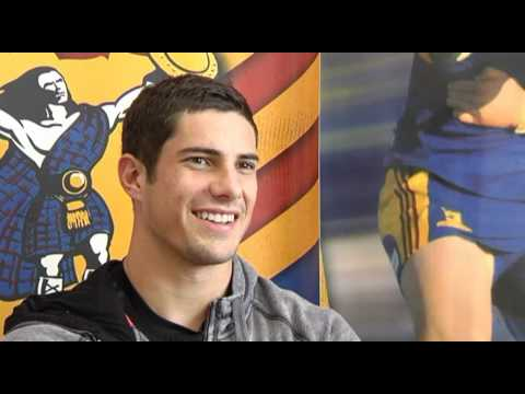 Phil Burleigh Highlanders Interview CUE TV.mp4