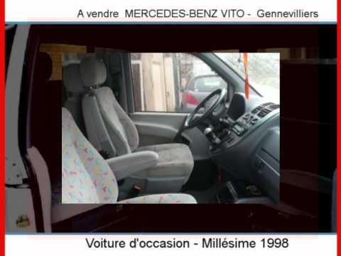 Achat Vente une MERCEDES-BENZ VITO  Gennevilliers