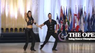 US Open 2016 - Gary McIntyre & Susan Kirklin Classic routine