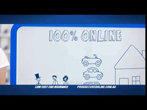 Saving With Multi-Car Insurance - Progressive Online TV Ad