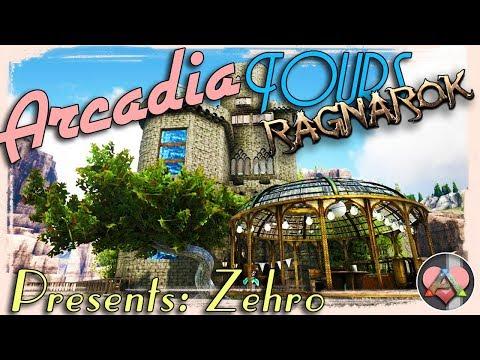 Arcadia Tours RAGNAROK Presents: Zehro's Base Tour!