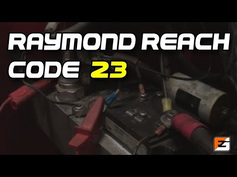 Raymond Reach, Code 23 - YouTube