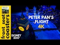 Peter pan s flight pov 4k on ride 2017 magic kingdom dark ride disney world mp3
