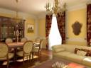 3d studio max classical interior design