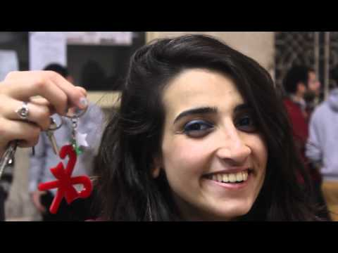 ترنيمة فى كل عيد ميلاد - حفلة عيد الميلاد 2014