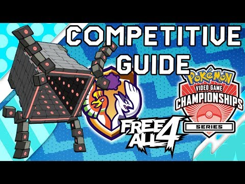 Stakataka - Ultimate Competitive Guide to UB Assembly [VGC, Smogon Singles and Free For Alls]