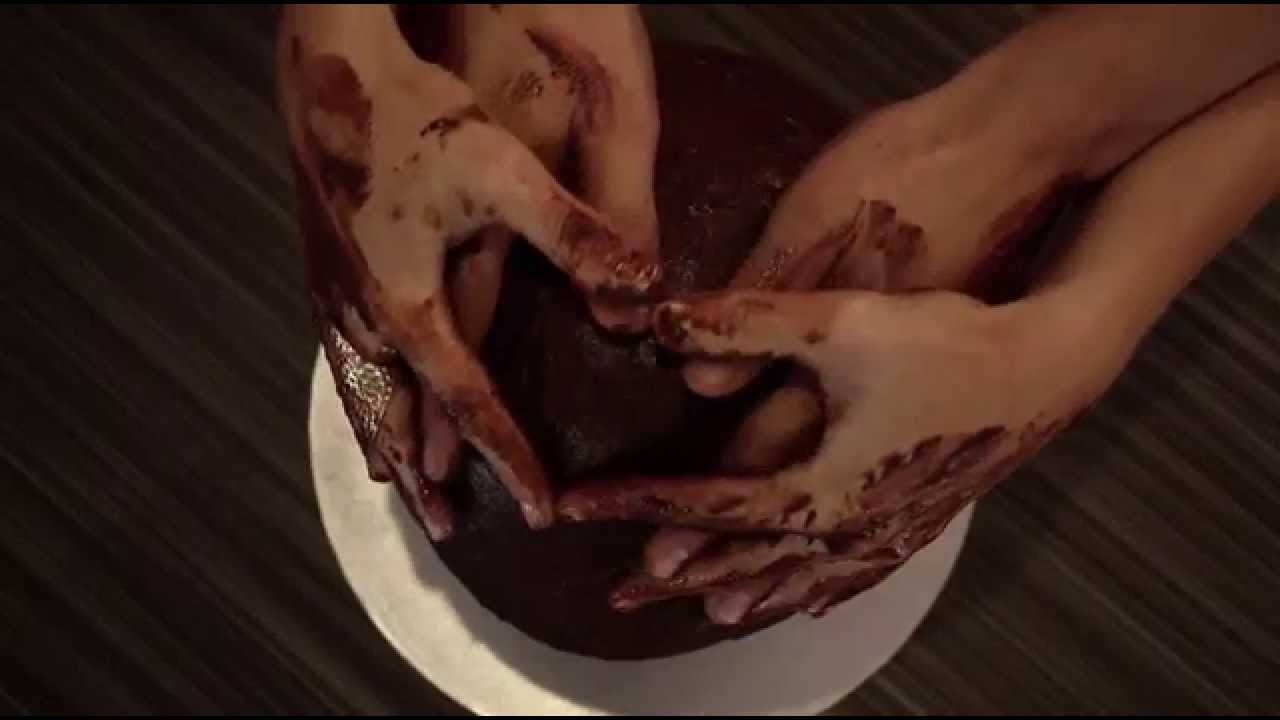Cake Porn A Ghost Parody Havent You Always Wanted To Do This To Cake
