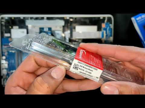 Desarmar y Actualizar memoria y disco duro HP 15-cd002la