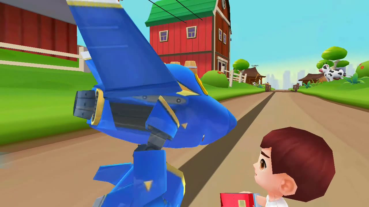 ĐỘI BAY SIÊU ĐẲNG Phần 9 - Tập 04 Con Quay Siêu Cấp - Thú Cưng Siêu Cấp -  Dino Movies - YouTube