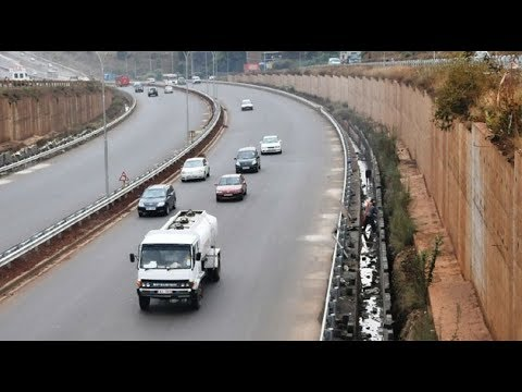 Avoid Thika Rd, Mombasa Road and Uhuru Highway as designated 'red zones' on Tuesday