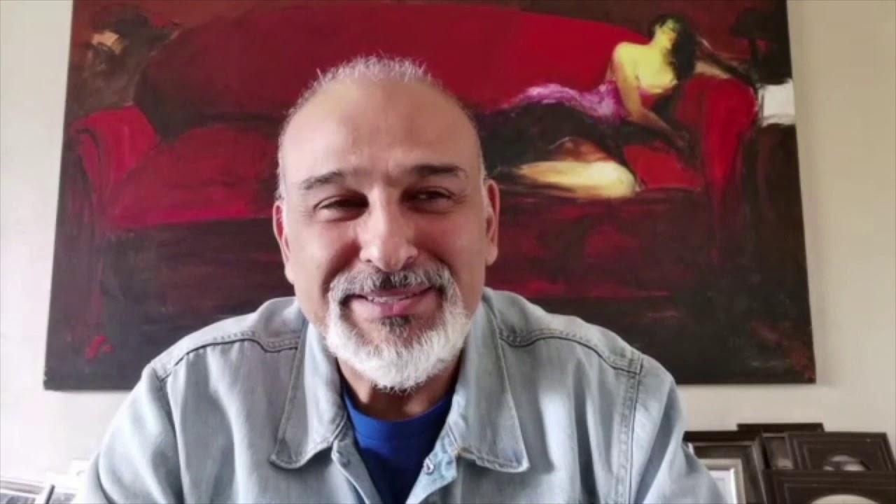 كيف يمضي الممثل والمخرج السوري جمال سليمان يومياته في زمن الكورونا؟