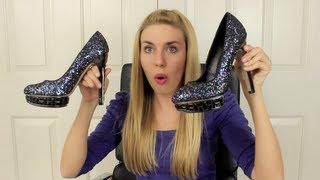 Fall Shoe Haul- Favorite NineWest Shoes this month