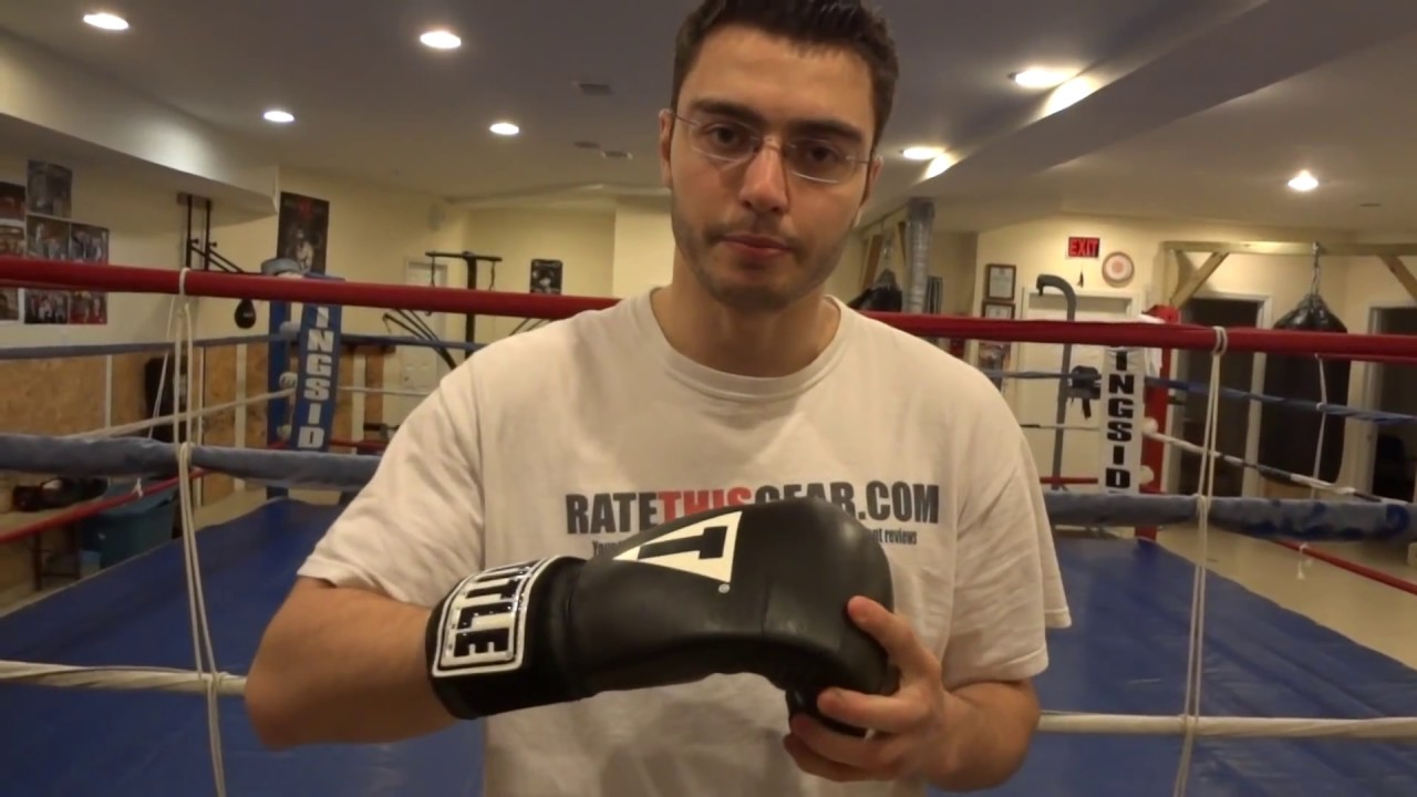Title Eternal Boxing Gloves review at ratethisgear com