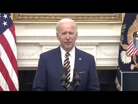 LIVE: Biden Delivers Remarks on the Economy and Signs Executive Actions