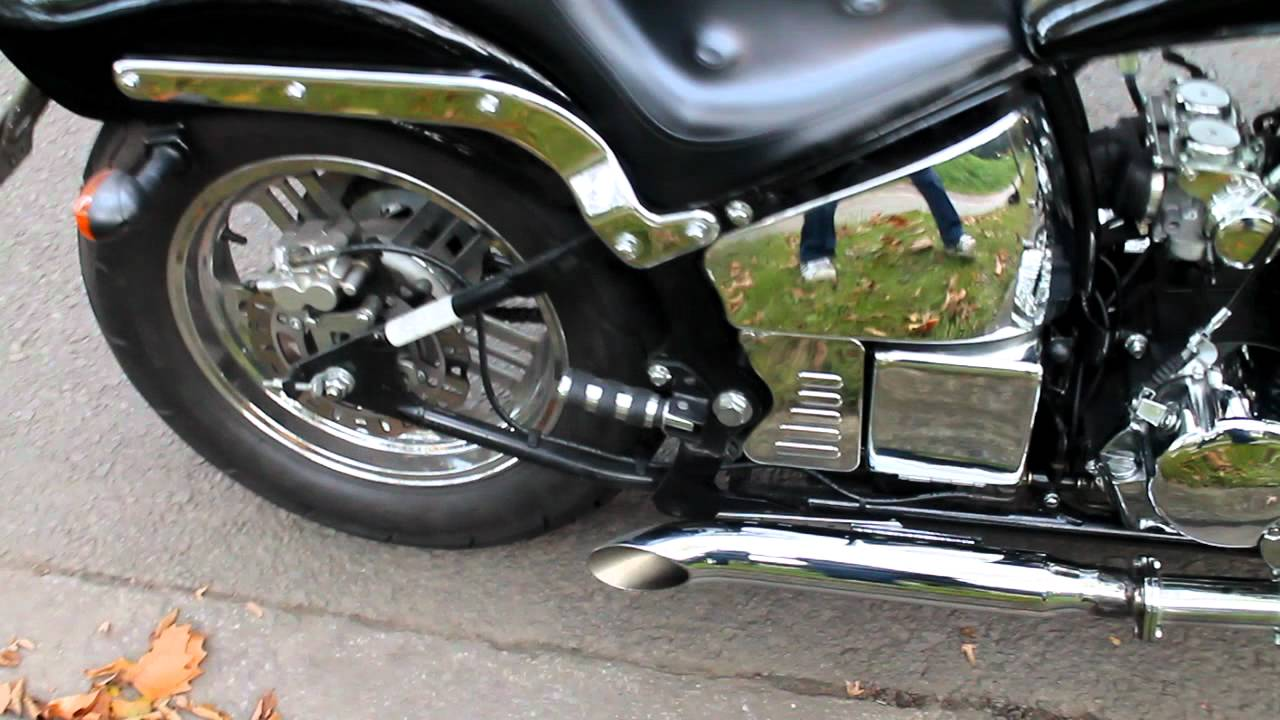 Leonart 125cc Turnout Exhaust Pot D 233 Chappement Regal