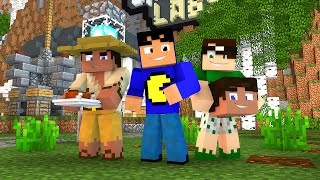 Minecraft: CHUME LABS - DOWNLOAD DO MAPA!