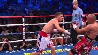 Resumen: Martínez vs Salido II