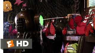 The SpongeBob SquarePants Movie (7/10) Movie CLIP - Shell City Comes Alive (2004) HD