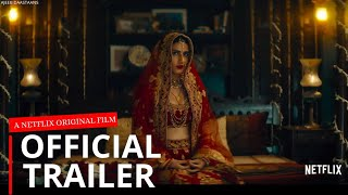 AJEEB DAASTAANS | Official Trailer | Netflix | Fatima S, Aditi Rao, Jaideep A | Ajeeb Dastan Trailer Image