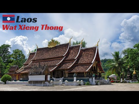 Wat Xieng Thong Temple | Luang Prabang | Laos |