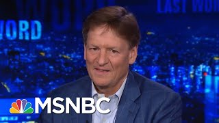'Moneyball' Author Studies President Donald Trump, Finds Government Neglect | The Last Word | MSNBC