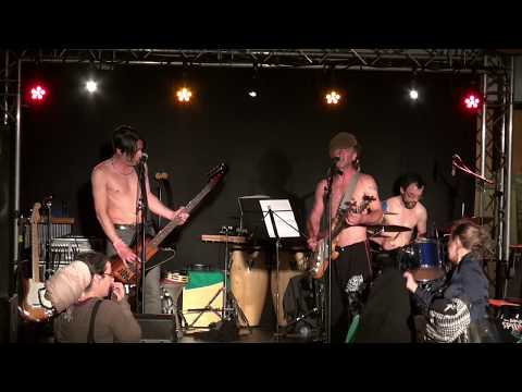 Les Frères du Mur - Revolution - Concert Marignac 13.5.17 - Rock Lancy Genève