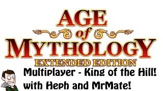 Age of Mythology: Extended Edition - Multiplayer Match! (King of the Hill)