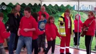 Song Performance | Irish Red Cross Youth, Positive Images Competition 2012 - Finalist 3