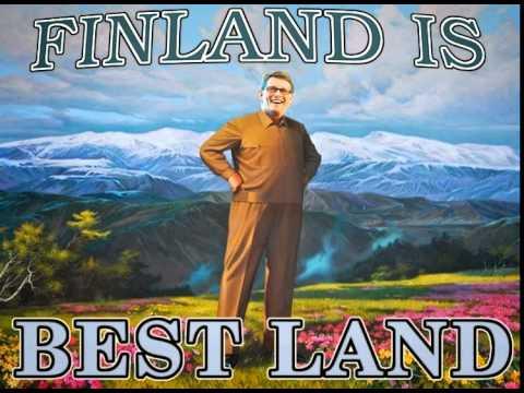 Finland is best land!