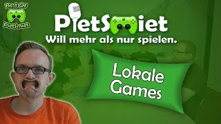 Lokale Games 🎮 Best Of PietSmittie