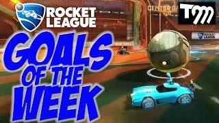 Top 10 Goals - Rocket League - TOP 10 GOALS OF THE WEEK #53