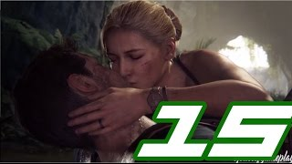 ARE THEY HAVING SEX!Uncharted 4 Gameplay Walkthrough Part 15 1080p HD PS4  Uncharted 4 A Thief's End