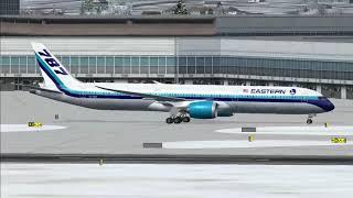 #EasternHops Flight 26032 | Philadelphia Departure (w/Live ATC)