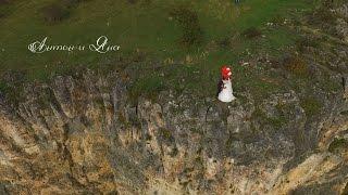 Самая яркая свадьба в горах Антона и Яны