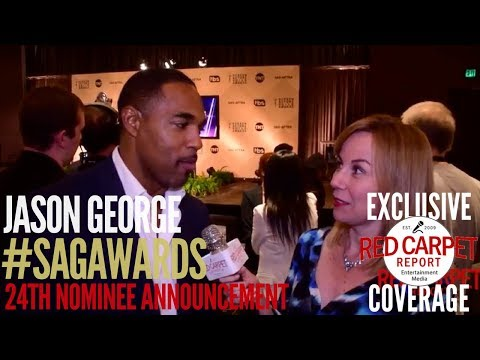 Jason George ed after the 24th Annual SAG Awards Nominations