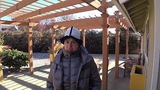 США 5522: 31 декабря - холодно, ветер, вокруг мир чистогана - готовимся к встрече Нового 2019 Года