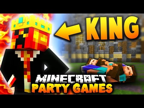 THE KING OF PARTY GAMES!