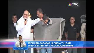 Homenaje A Richard Carapaz
