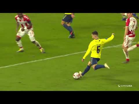 Brondby IF Fc Vs Aalborg BK FC 3-3 & All Goals And Highlights & Denmark Superliga 10.03.2019 Today