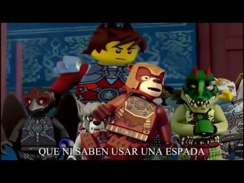Lego ninjago vs lego chima lloyd vs laval youtube - Ninjago vs ninjago ...