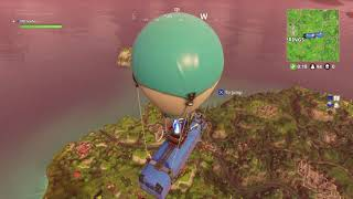 Fortnite - Skydiving bug