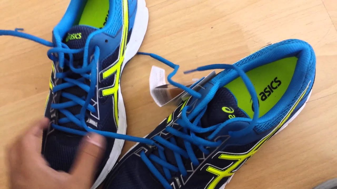 Unboxing asics Rapid 4 Gel