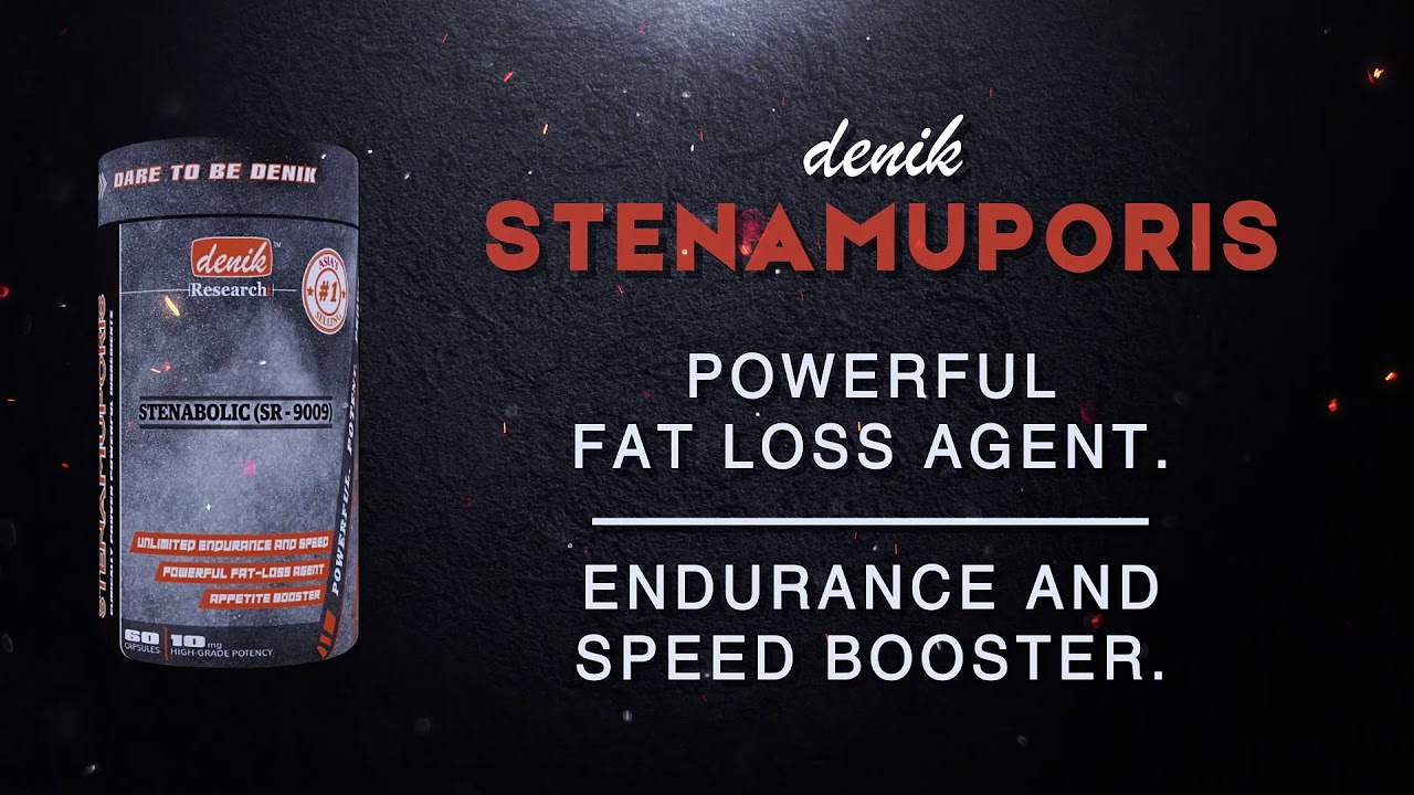Denik STENAMUPORIS : Stenabolic(SR9009) Best SARM for fat loss and lean  Muscle Gain
